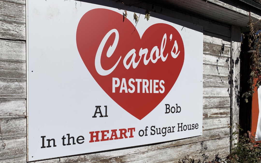 Sugar House Business: Carol's Pastry Shop