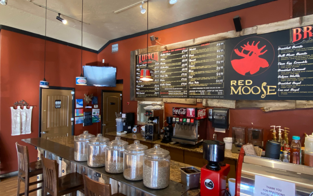 Sugar House Business: Red Moose Coffee Company