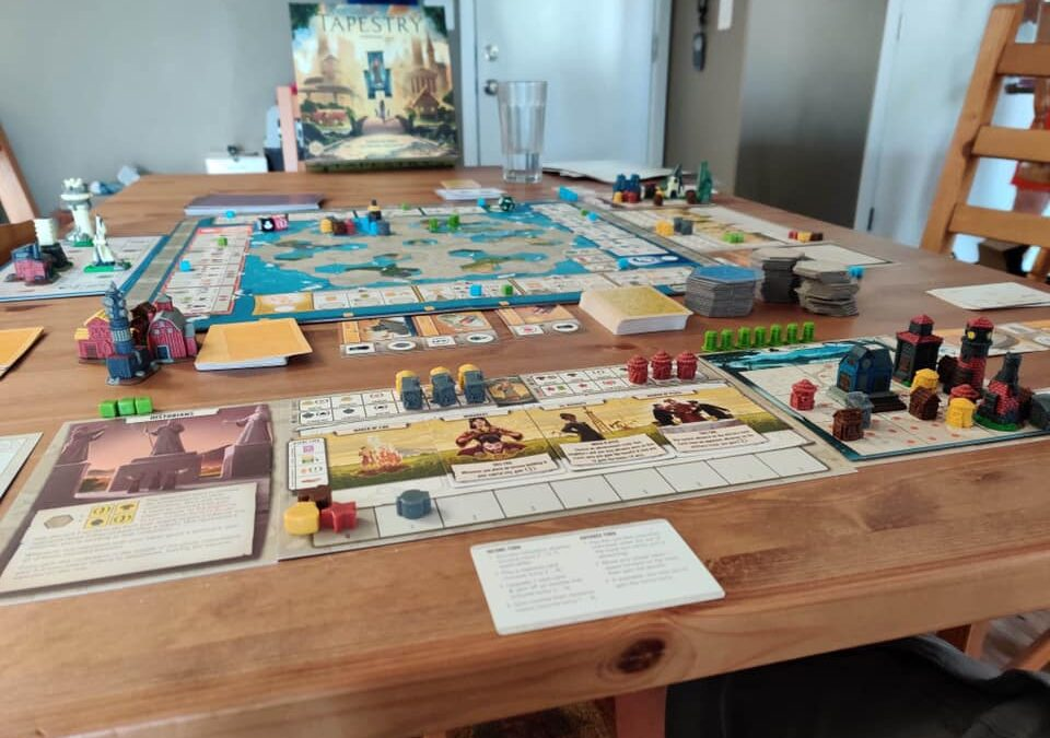 Sugar House Business: Game Night Games